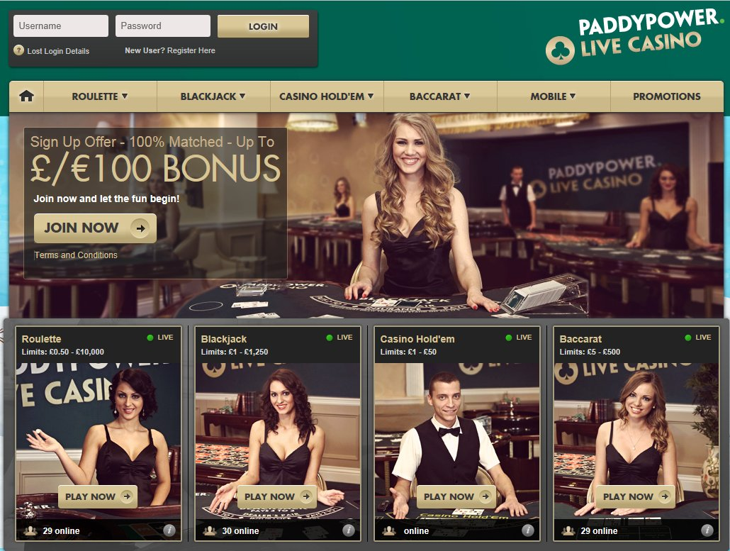 paddy power slots bonus