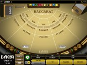 Baccarat Game Rules