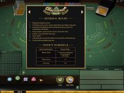 Casino Game Rules