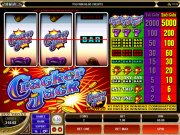 play Cracker Jack slots and other selections in our free casino games section