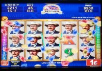 Rawhide Video Slot