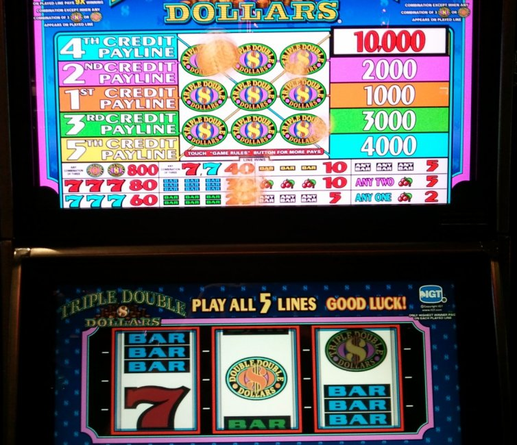 Biggest win on slots in vegas