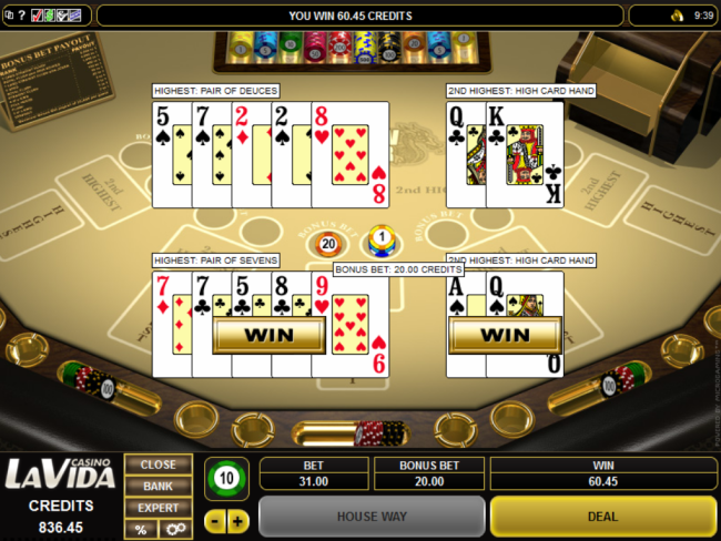 Comment free pai gow casino poker free online casino games without