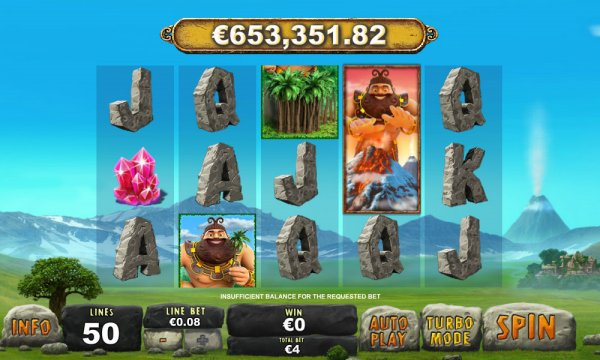 Jackpot Giant Progressive Video Slot