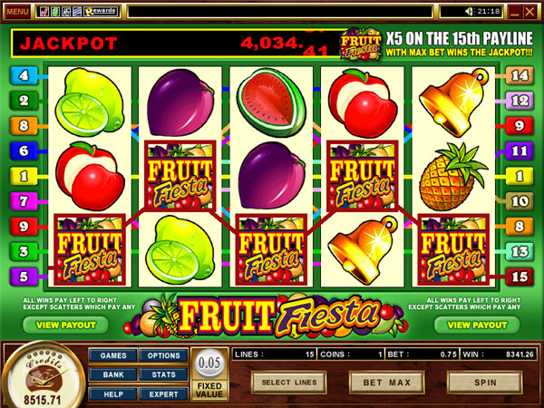 slots casino jungle