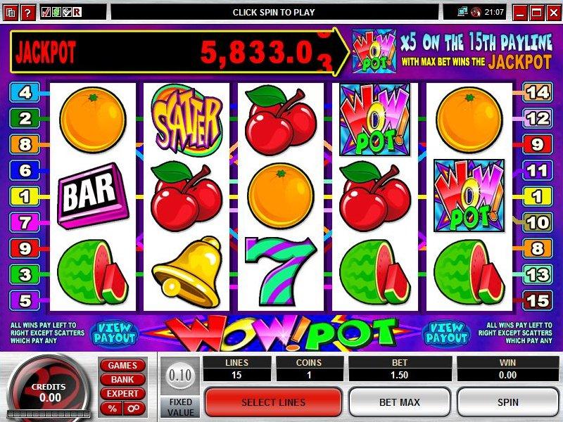 Spiele Wow Pot - Video Slots Online