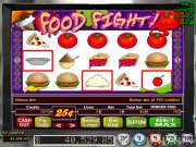 Food Fight Video Slot