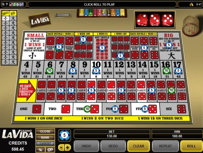 Sic Bo Game Rules Basic Betting Explained