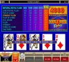 Video Poker Win Screens