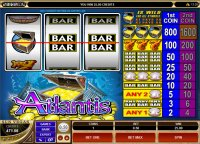 Atlantis Reel Slot
