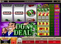Don Deal Reel Slot