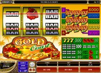 Gold Coast Reel Slot