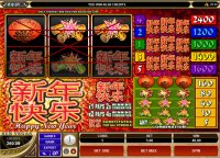 Happy New Year Reel Slot
