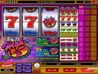 High 5 Reel Slot