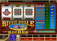 Riverbelle Riches Reel Slot
