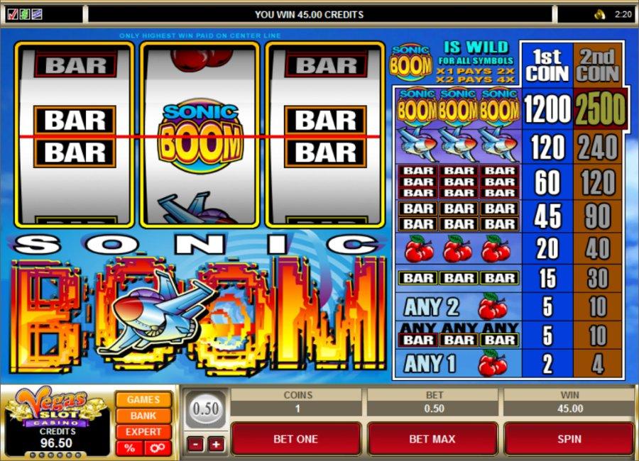 3 Reel Slots Free