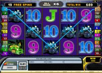 Supe It Up Video Slot