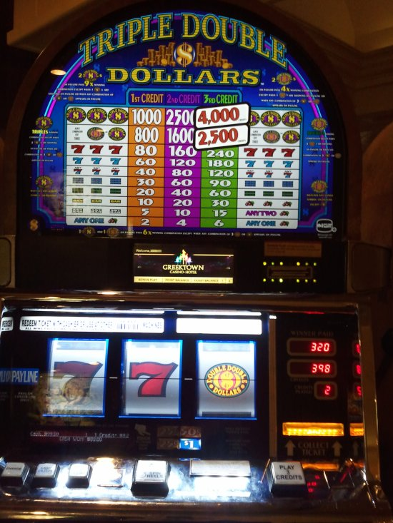 casino games and their odds