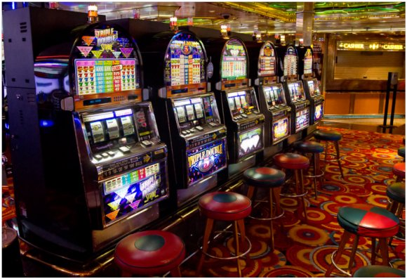 New slot machine jackpots